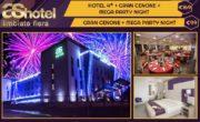 CAPODANNO AS HOTEL 2020 CON MEGA PARTY
