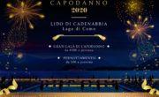 CAPODANNO 2020 RISTORANTE LIDO DI CADENABBIA